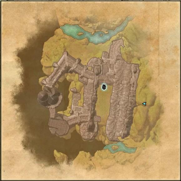 Shalidor's Shrouded Realm Map 1