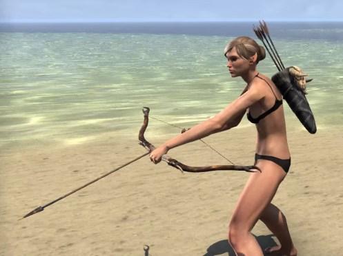 Ancestral Reach Bow 2
