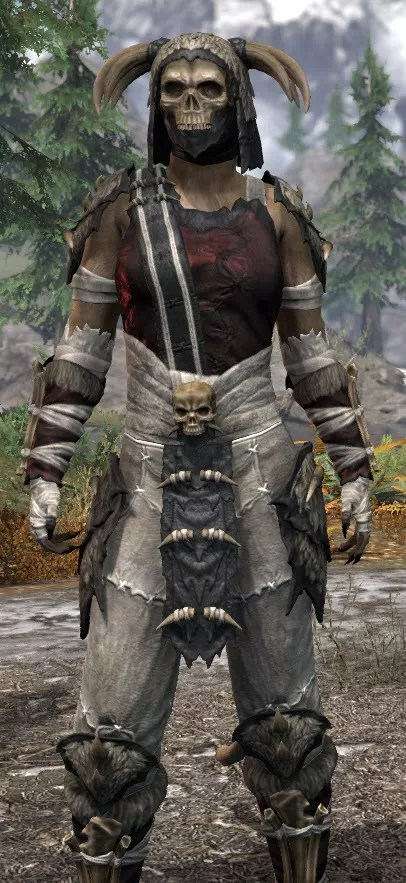 Ancestral Reach Medium - Khajiit Female Close Front