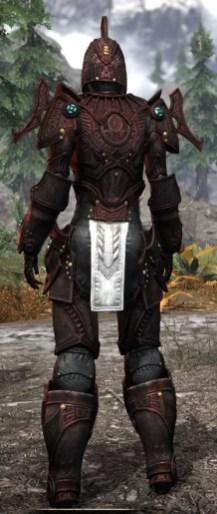 Arkthzand Armory Heavy - Female Rear