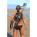 Arkthzand Armory Maple Bow