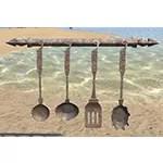 Dwarven Cooking Implements, Hanging