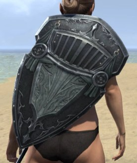Ebonsteel Knight Shield 1