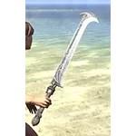Hazardous Alchemy Iron Sword