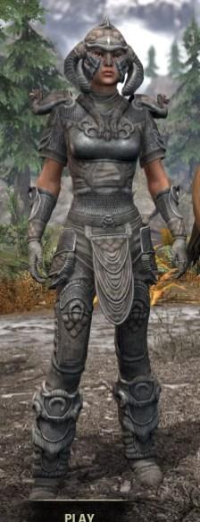 Sea Giant Iron - Female Front