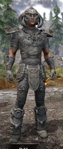 Sea Giant Iron - Male Front