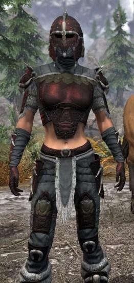 Sea Giant Rubedo Leather - Female Close Front