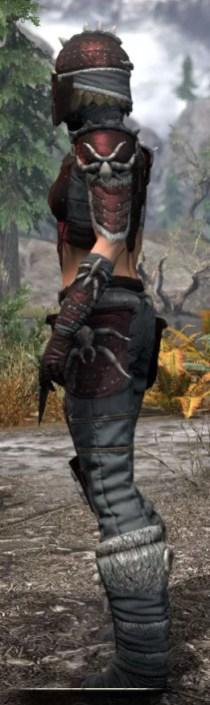 Sea Giant Rubedo Leather - Female Side