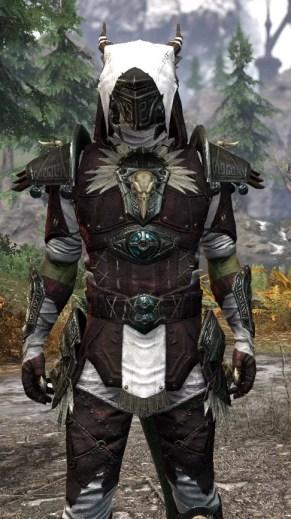 Wayward Guardian Medium - Argonian Male Close Front