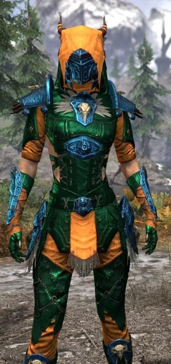 Wayward Guardian Medium - Dyed Close Front