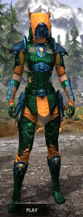 Wayward Guardian Medium - Dyed Front