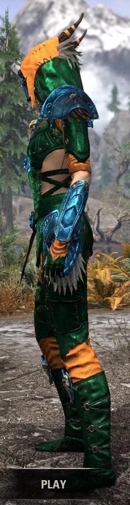 Wayward Guardian Medium - Dyed Side