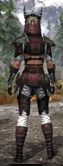 Wayward Guardian Medium - Female Rear