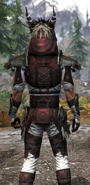 Wayward Guardian Medium - Male Close Rear