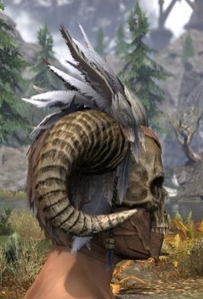 Witchwise Headdress - Male Right