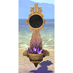 Dwarven Crystal Sconce, Mirror