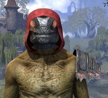 Encratis's Behemoth - Argonian Male Front