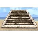 Markarth Stairway, Wide Stone