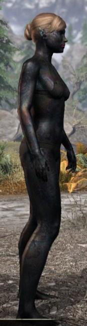 Slag Town Diver - Female Right