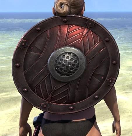 True-Sworn Shield 1