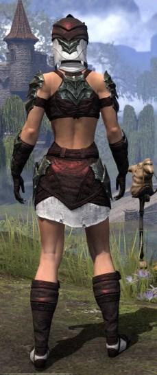 Waking Flame Light - Female Shirt Rear