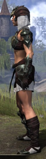 Waking Flame Light - Female Shirt Side