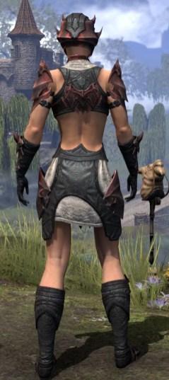 Waking Flame Medium - Female Rear