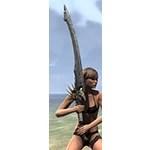 Wayward Guardian Iron Greatsword