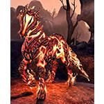 Flame Atronach Pony