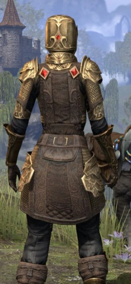 Imperial Champion - Female Close Rear