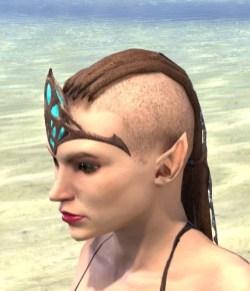 Saliache Aetherial Tiara - Female Side