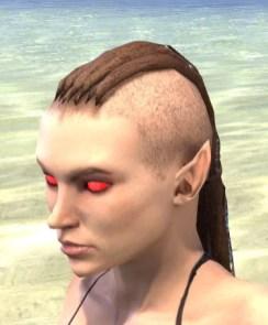 Spiderkith Eyes - Female Side