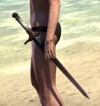 Black Fin Sword 1