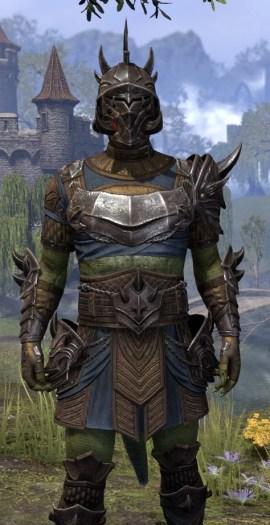 Deadlands Gladiator - Argonian Male Close Front