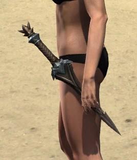 Deadlands Gladiator Dagger 1