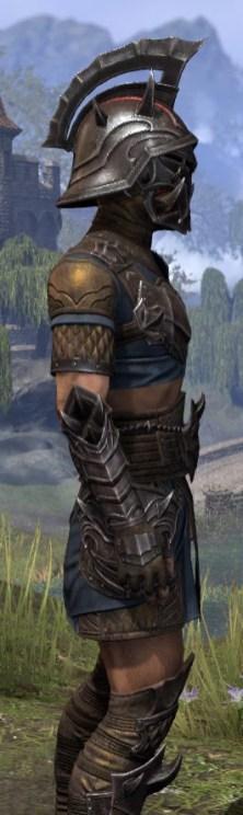 Deadlands Gladiator - Male Close Side