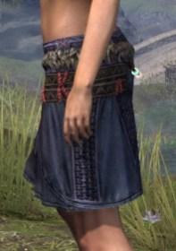 Harpooner's Wading Kilt - Female Side
