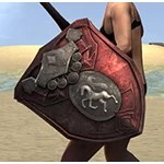 Ivory Brigade Ruby Ash Shield