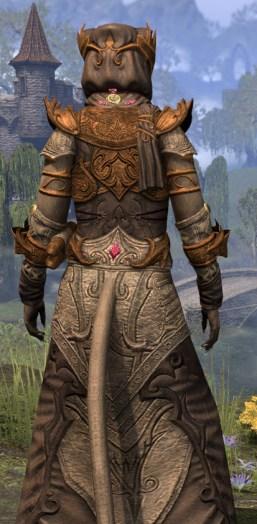 Ja'zennji Siir - Khajiit Female Close Rear