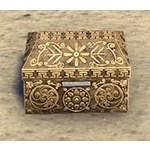 Leyawiin Jewelry Box, Gilded