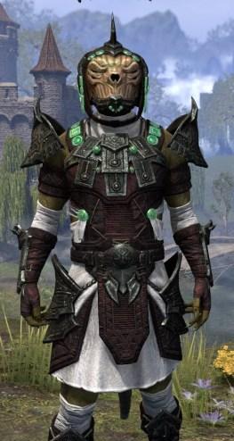 Sul-Xan Light - Argonian Male Shirt Close Front