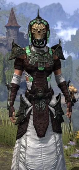 Sul-Xan Light - Female Robe Close Front