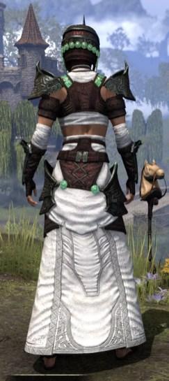 Sul-Xan Light - Female Robe Rear