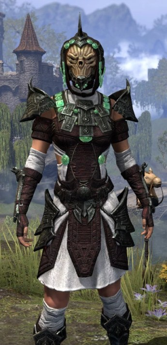 Sul-Xan Light - Female Shirt Close Front