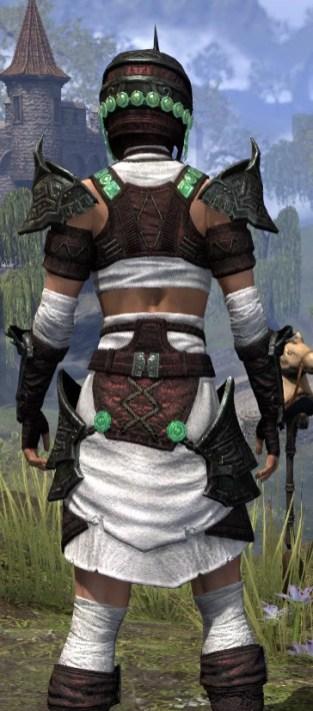 Sul-Xan Light - Female Shirt Close Rear