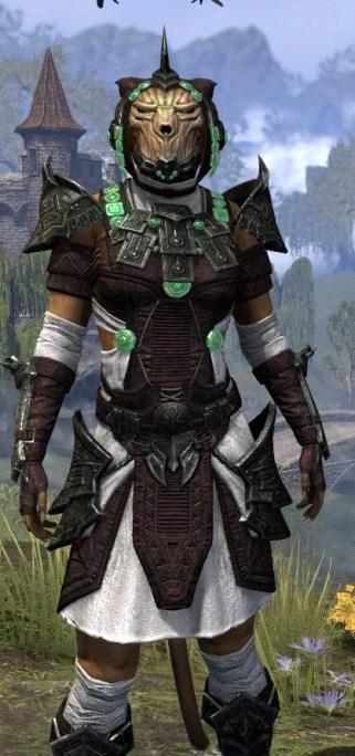 Sul-Xan Light - Khajiit Female Shirt Close Front