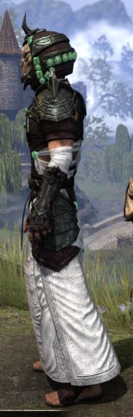 Sul-Xan Light - Male Robe Side
