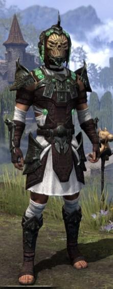 Sul-Xan Light - Male Shirt Front