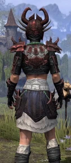 Sun-Xan Heavy - Female Close Rear