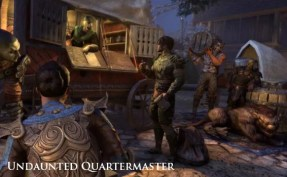 Undaunted Quartermaster